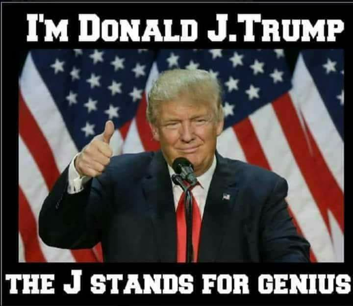 The J Stands for Genius