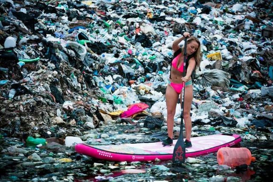 Trashed Bikini
