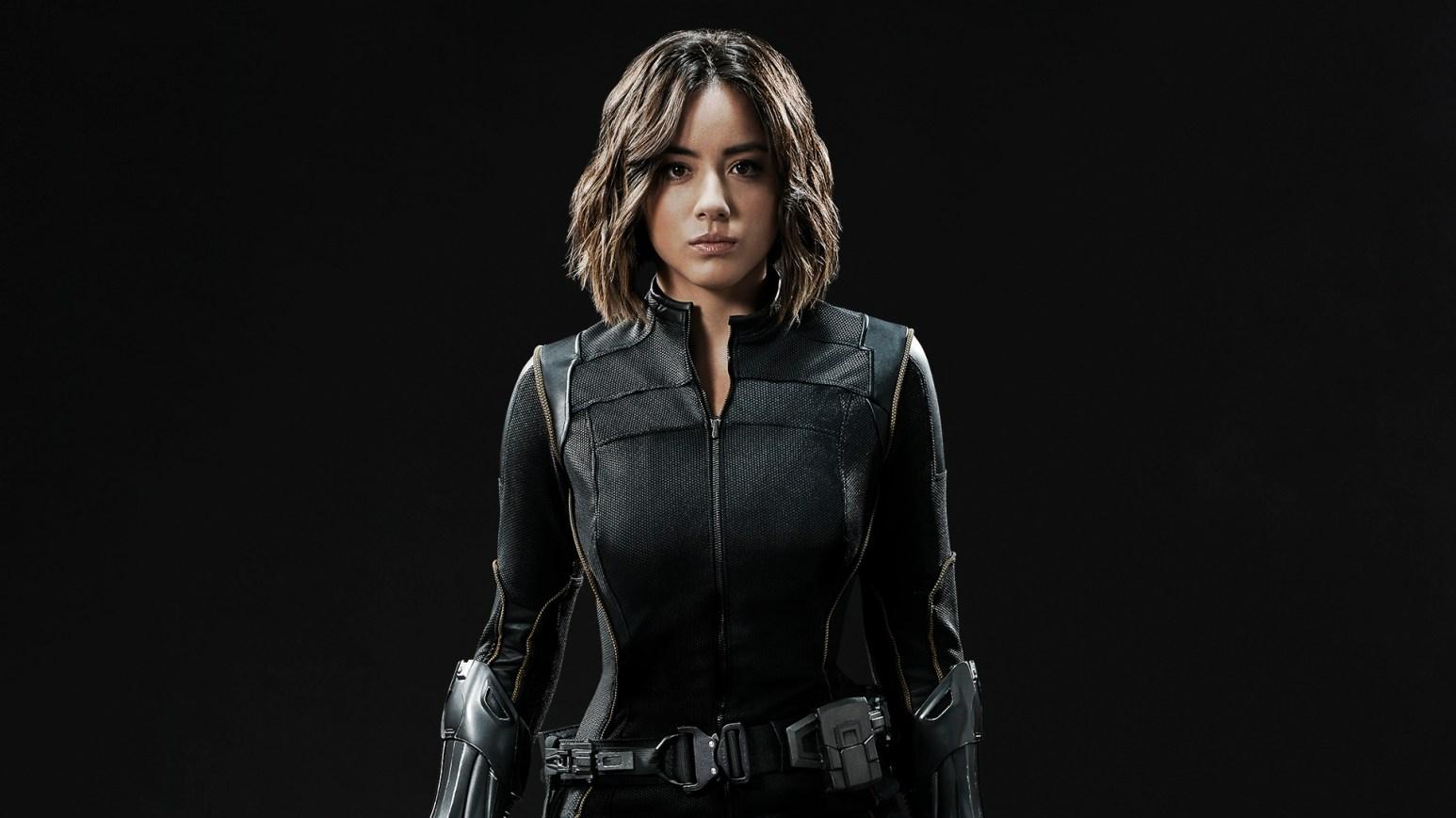 chloe bennet agent of shield po