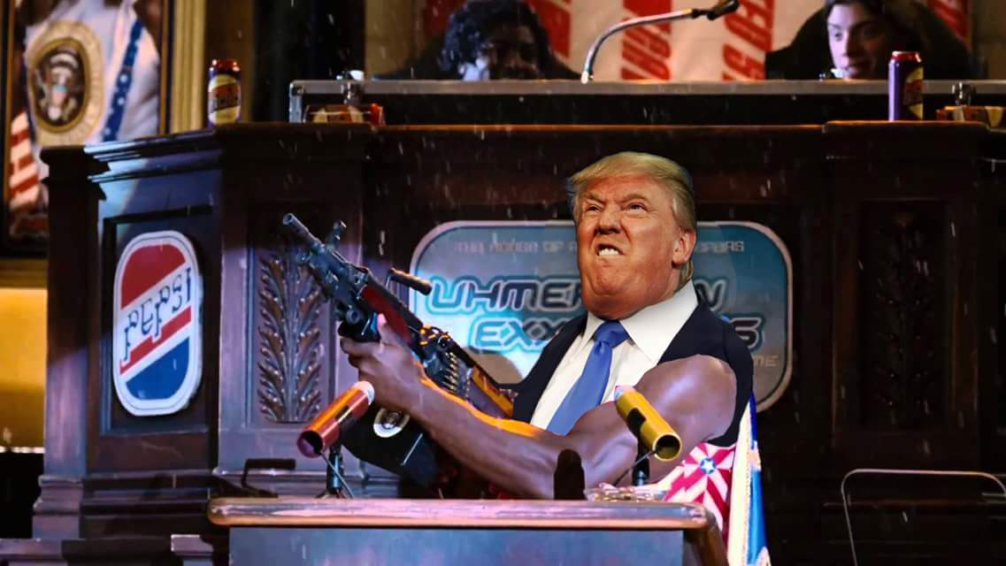 Donald Extreme