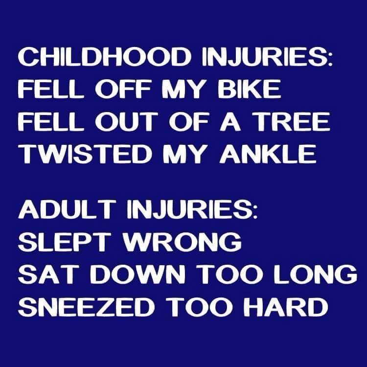 Life Injuries