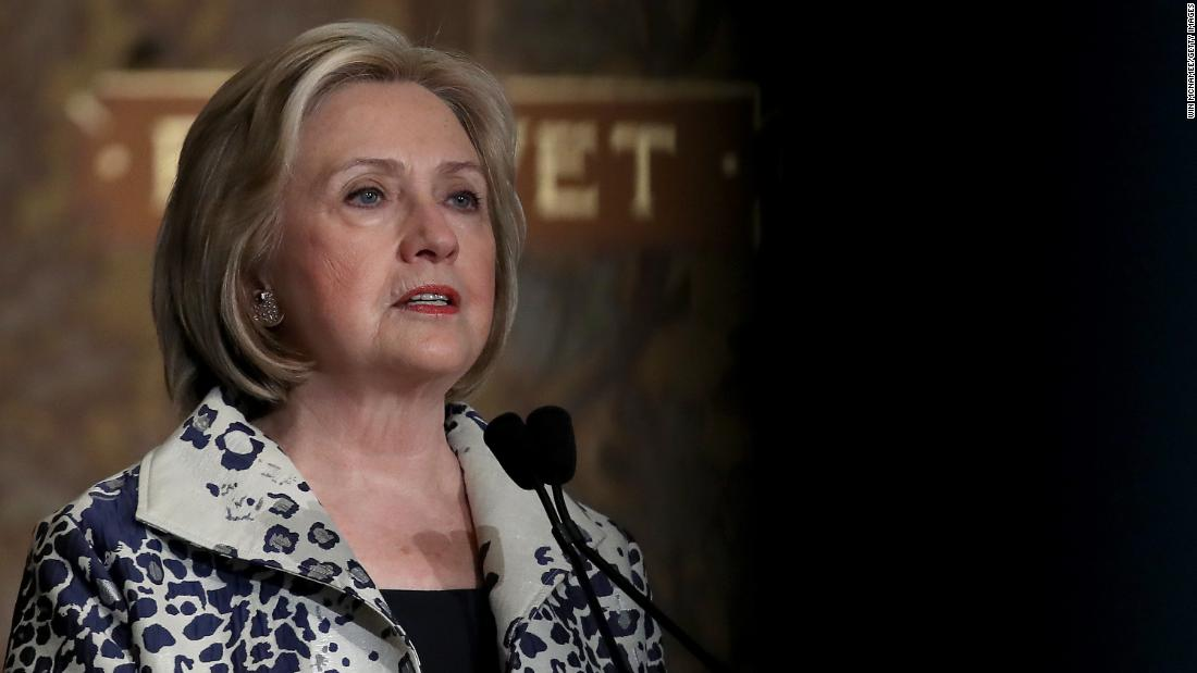 Supreme Court leaves in place a ruling blocking Hillary Clinton deposition over private email server