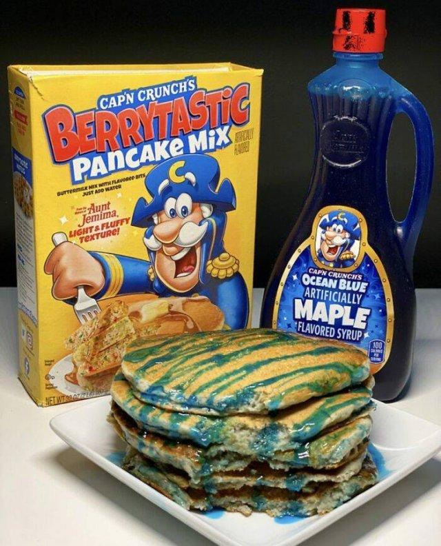 berrytastic pancake mix