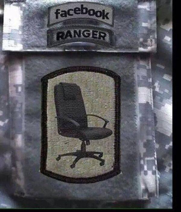 facebook ranger