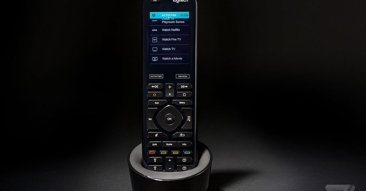 Logitech officially discontinues its Harmony remotes