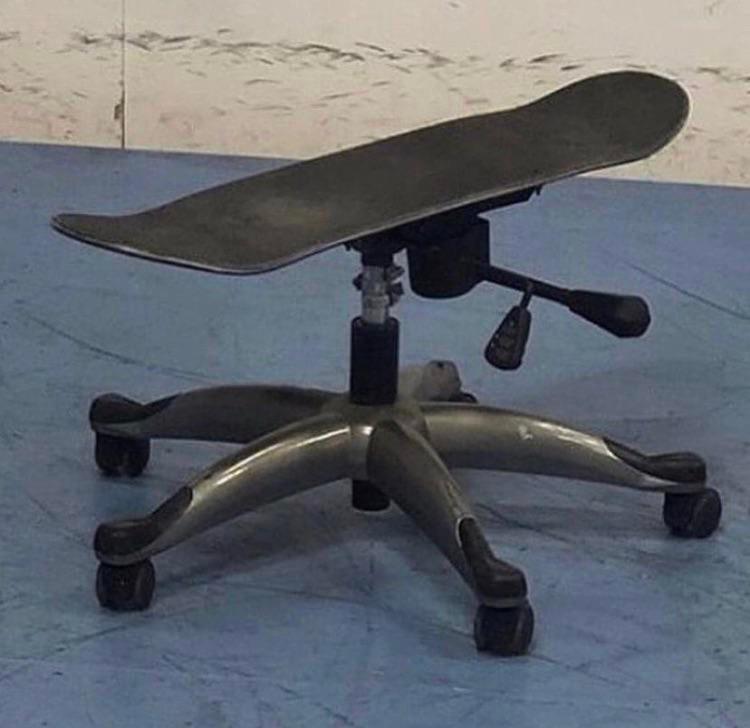office skate board
