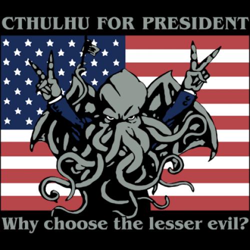 Cthulhu 4 Pres