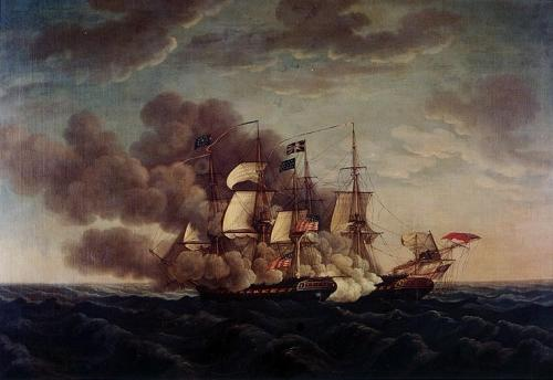 Constitution and Guerriere in action (cropped).jpg (248 KB)