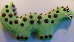 Dinosaur Cake 2