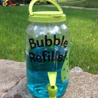 Bubble Refill Jug