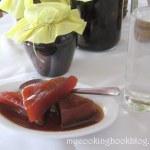 Рачел (тиквено сладко) с карамелизирана захар