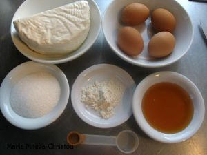 Тарта с Извара и Мед - Sifnopita (Σιφνόπιτα)