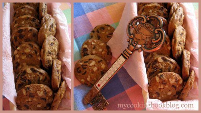 Бисквити с Мусковадо, Шоколадов Чипс и Орехи