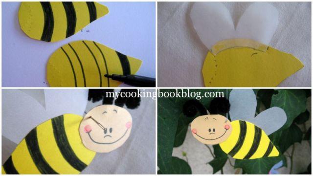Апликация Пчеличка