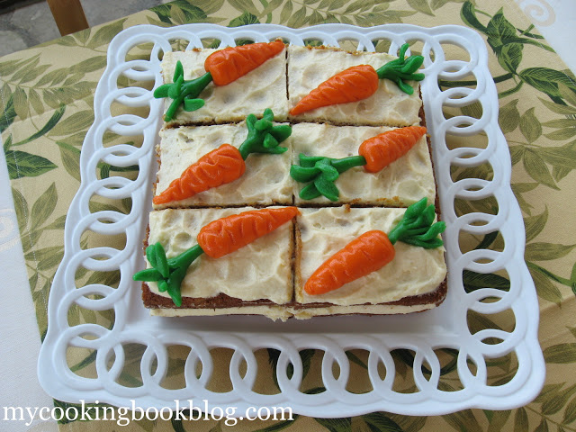 Морковената торта на Йоана