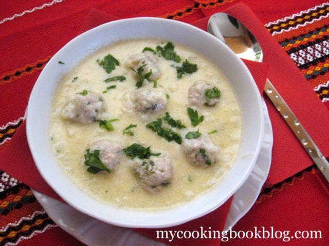 Семпла супа Топчета