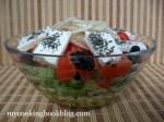 Кипърска Селска салата (Χωριάτικη σαλάτα)