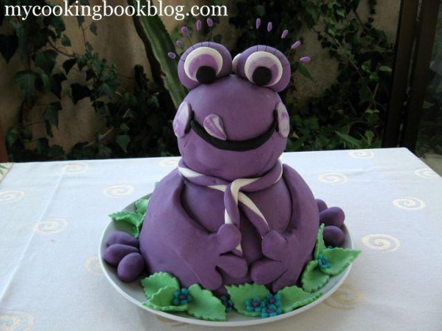 Торта Жаба