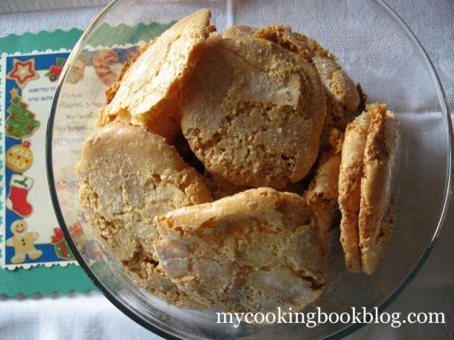 Бадемови Бисквитки (Macaroons) с Бял Шоколад