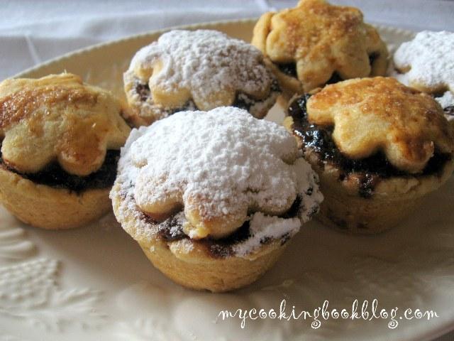 Английски Традиционни Коледни Сладки или Mincemeat Pie