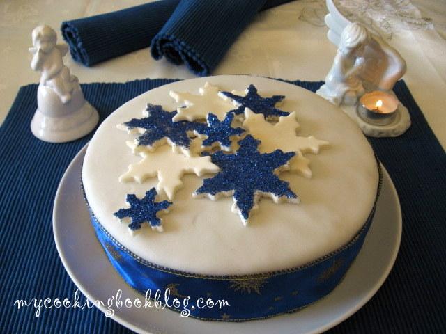 Невероятно пухкав Коледен Кейк (Christmas Cake)