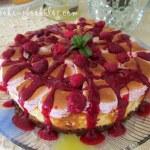 Разтопен (облят) чийзкейк (Molten Cheesecake) by Jamie Oliver