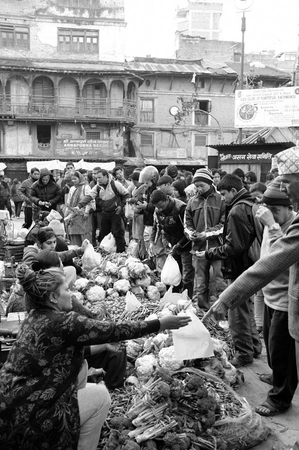 market-kathmandu