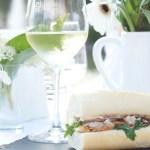 Crème brûlée, Coq au Vin, Sandwich, Quiche Lorraine, Dîner en blanc, Karlsruhe, weisses Dinner, Rezeptvorschlag