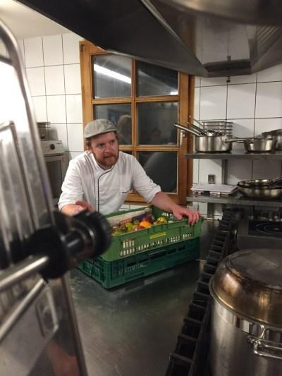 Kulinarisches Nürnberg (1): Restaurant Sosein