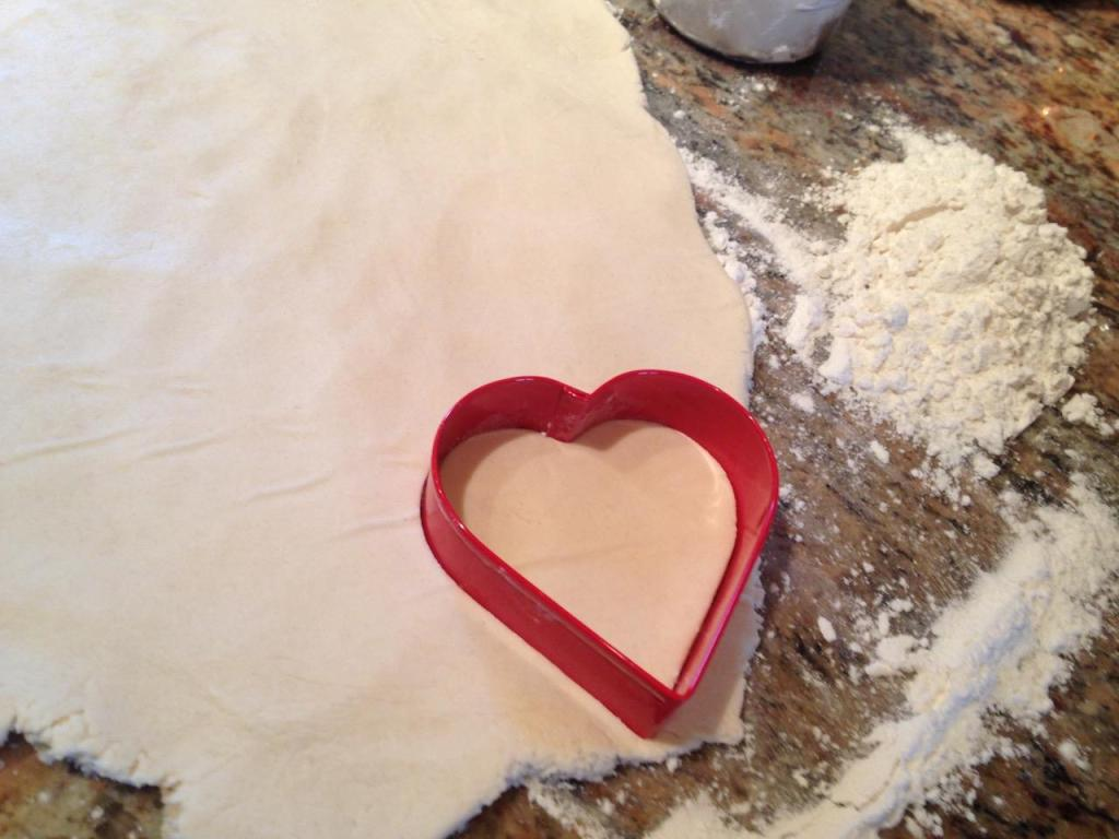 Valentine Butter Cookies - 2