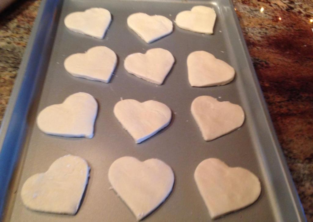 Valentine Butter Cookies - 4