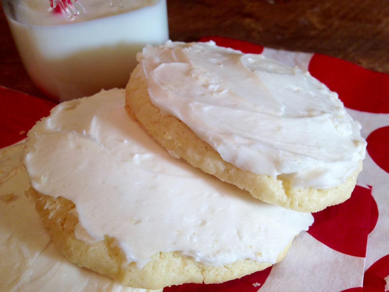 Softbatch Vanilla Sugar Cookies