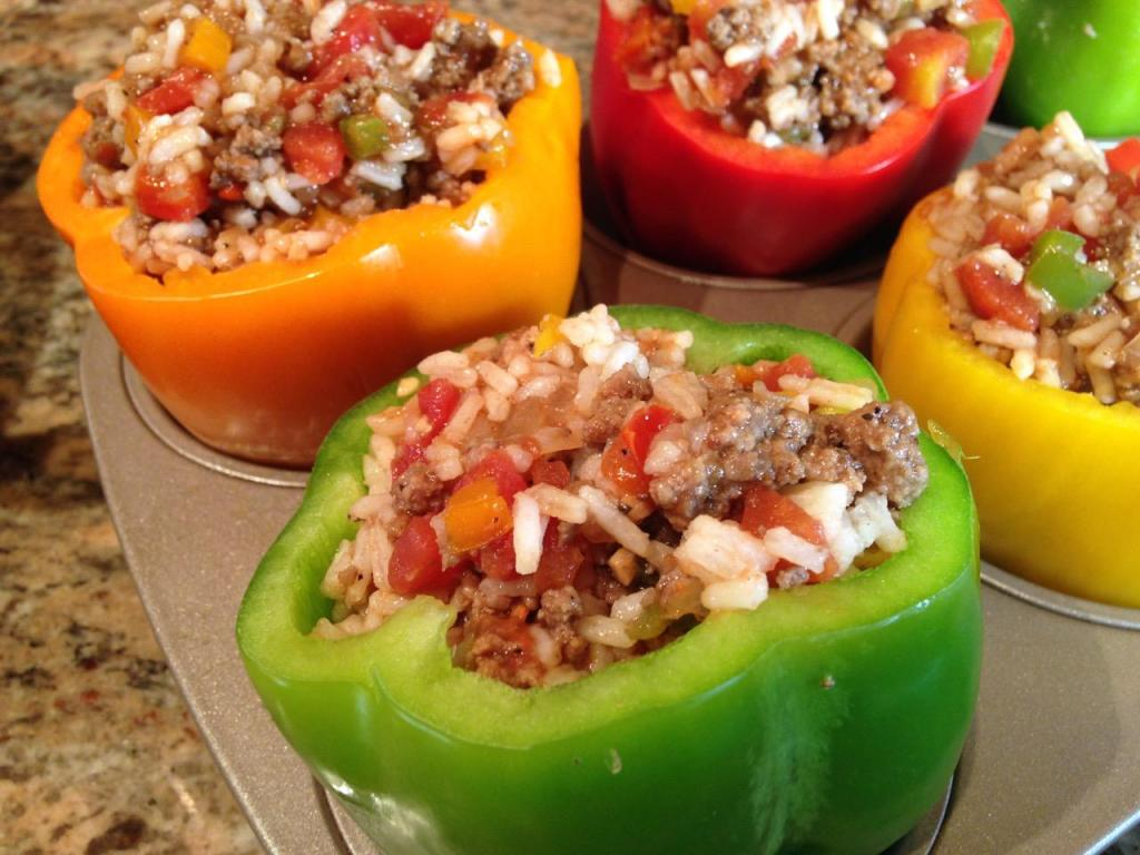 Classic Stuffed Bell Peppers - 18