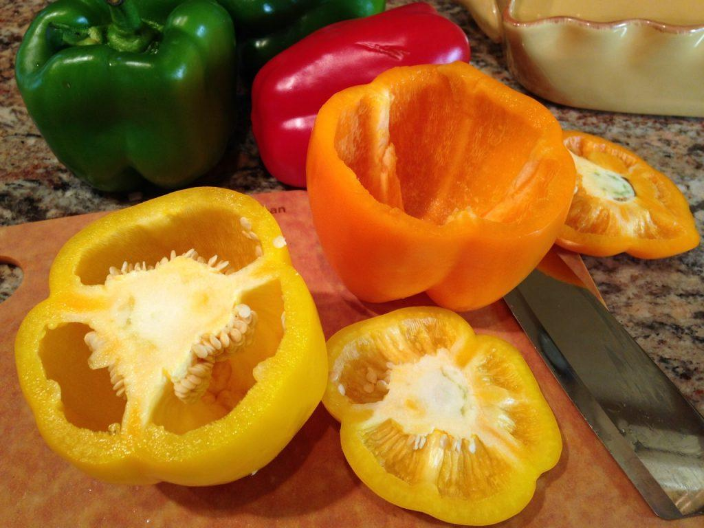 Classic Stuffed Bell Peppers - 2