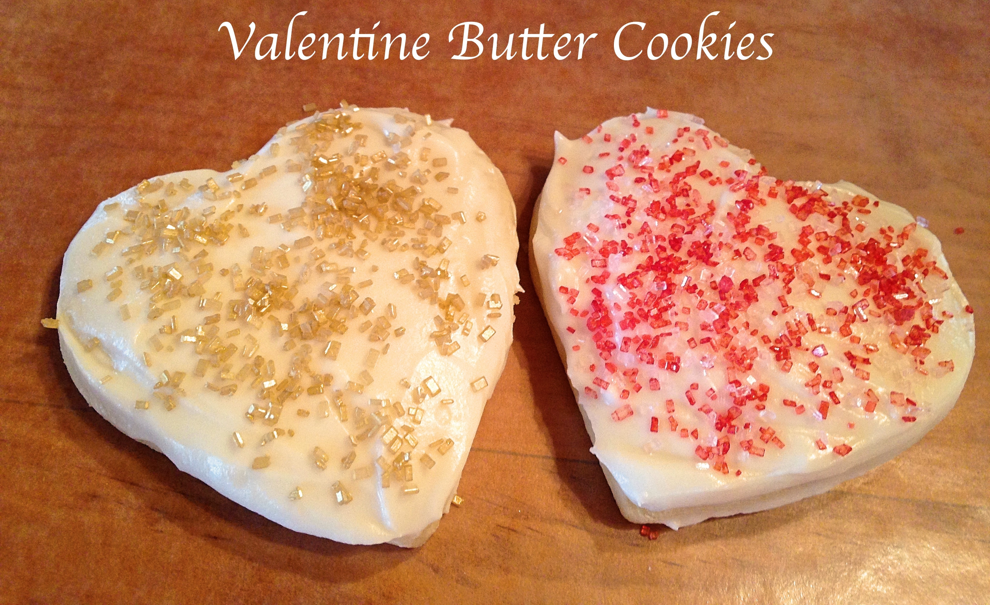 One Last Valentine Recipe…
