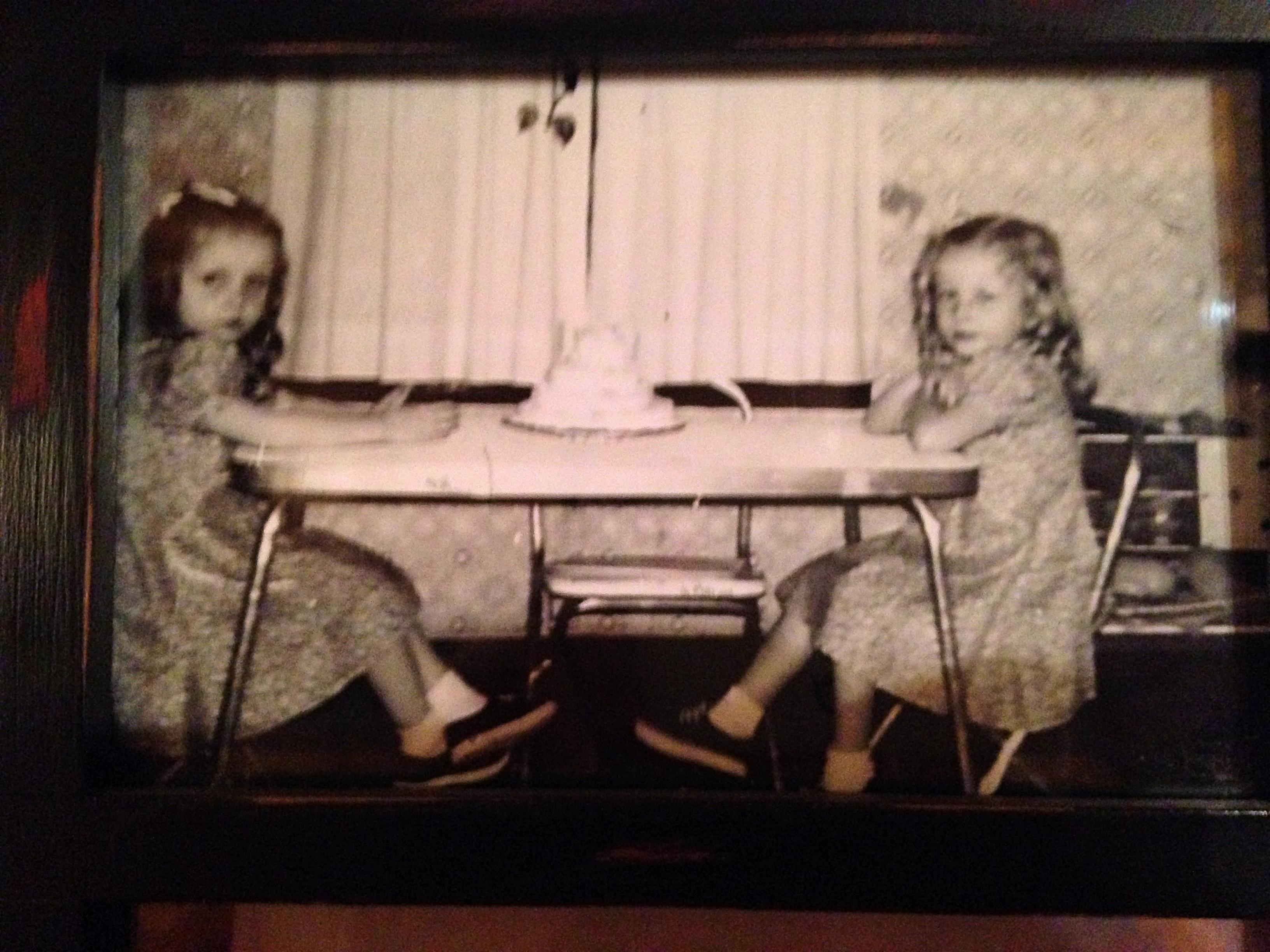 Happy Birthday to my evil twin…