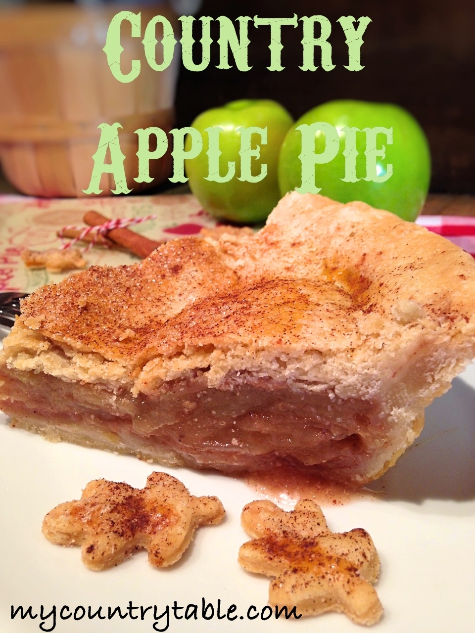 National Apple Pie Day!!!