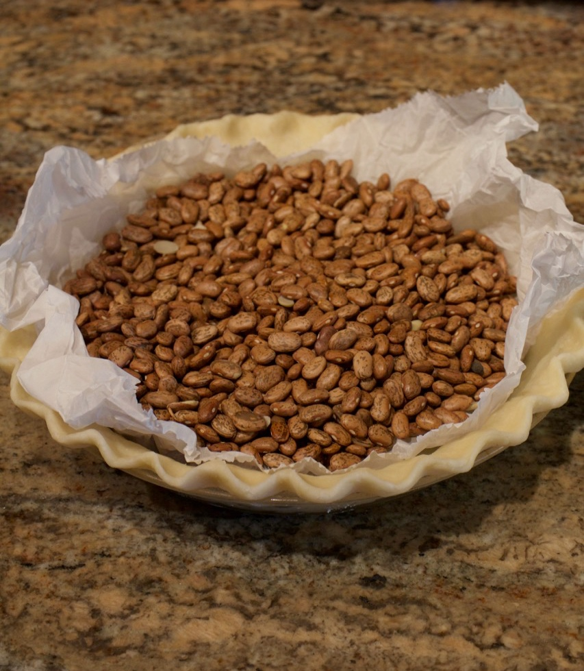 How To Blind Bake (Par Bake – Pre Bake) A Pie Crust