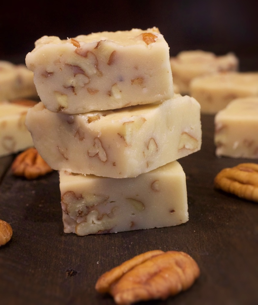 Pecan Praline Fudge