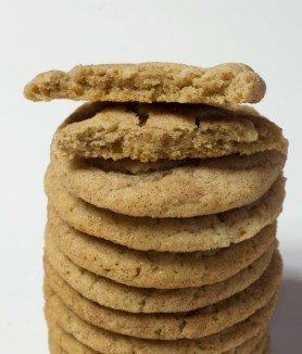 Soft and Chewy Snickerdoodles