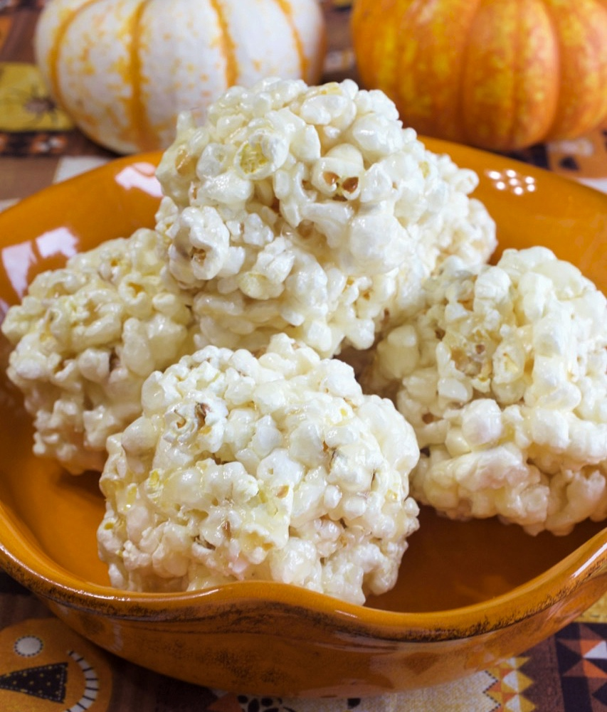 Old Fashioned Popcorn Balls My Country Table