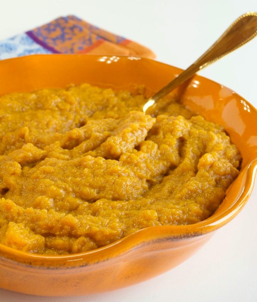 Easy Whipped Sweet Potatoes