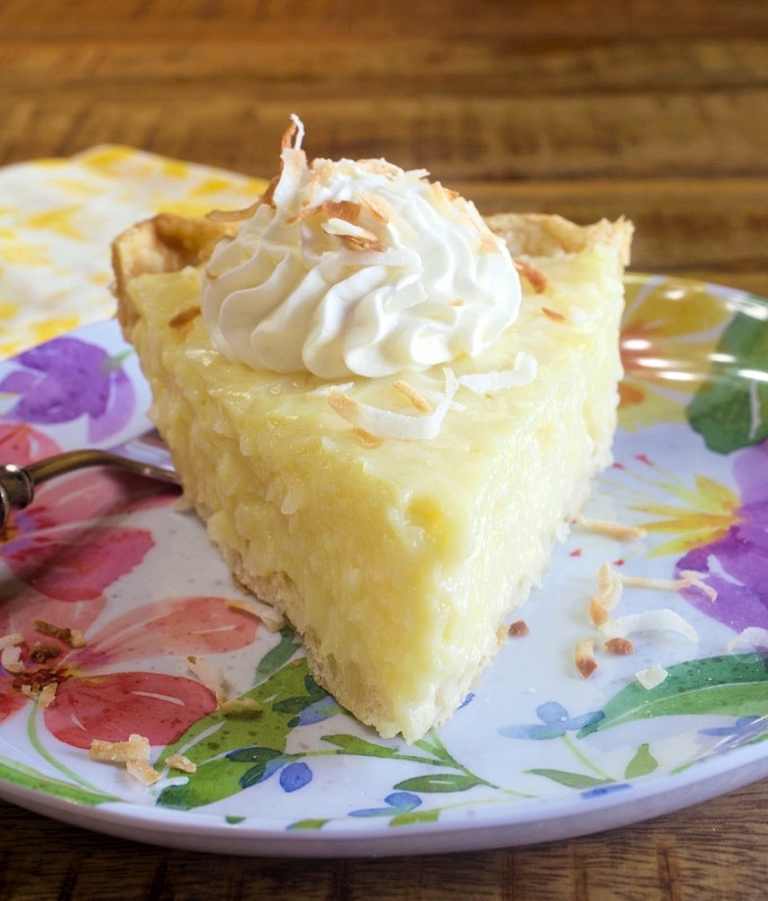 The Ultimate Coconut Cream Pie