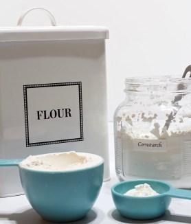 Homemade Cake Flour Substitute
