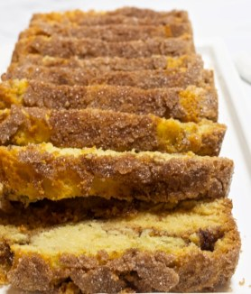 Homemade Cinnamon Bread (without a starter)