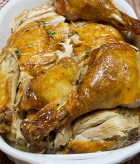 Moist & Juicy Make-Ahead Turkey