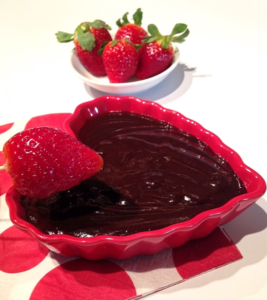 Five Minute Chocolate Sauce
