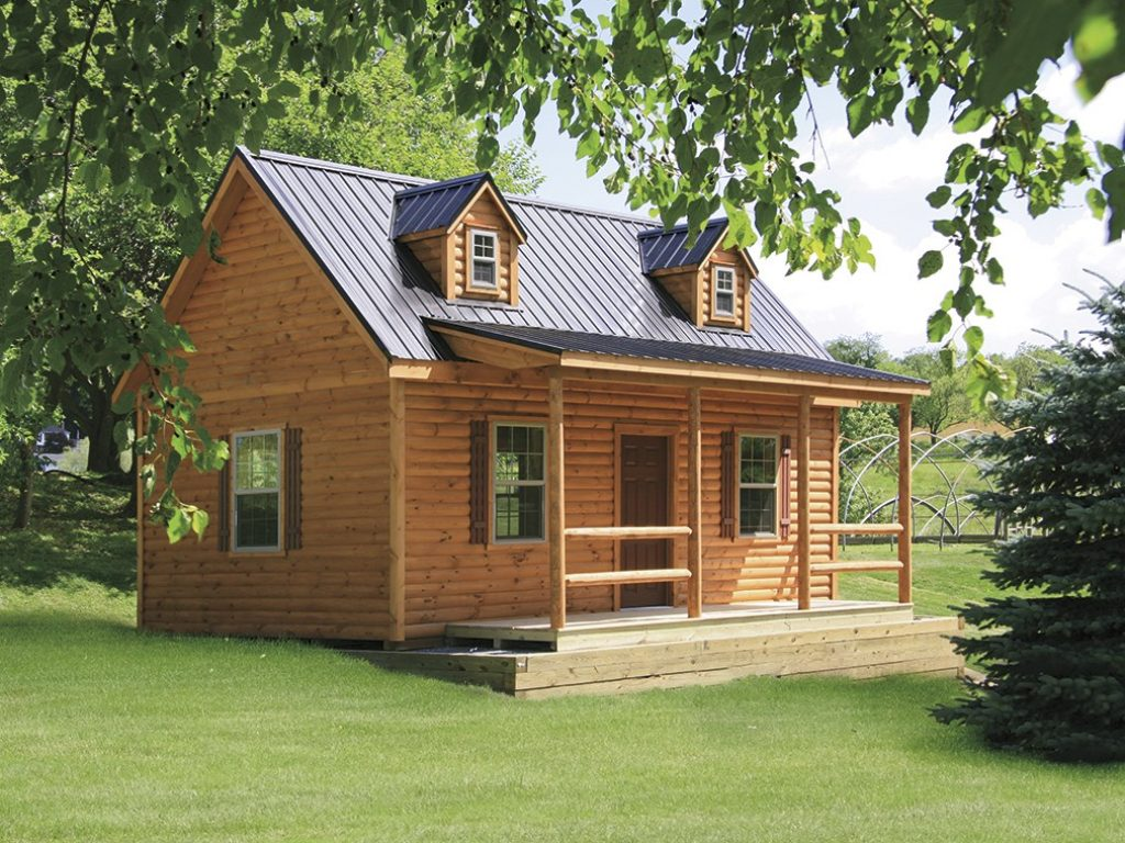 Best Kitchen Gallery: Cape Cod Tiny Log Cabins Manufactured In Pa of Small Cabins And Cottages on rachelxblog.com