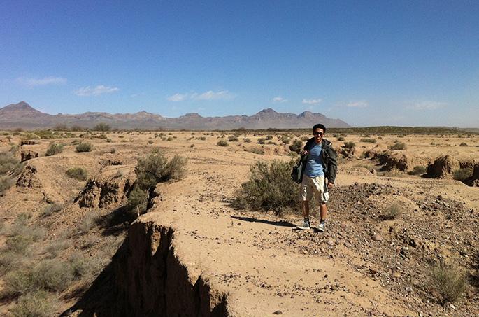 Jack near Hot Well Dunes Arizona