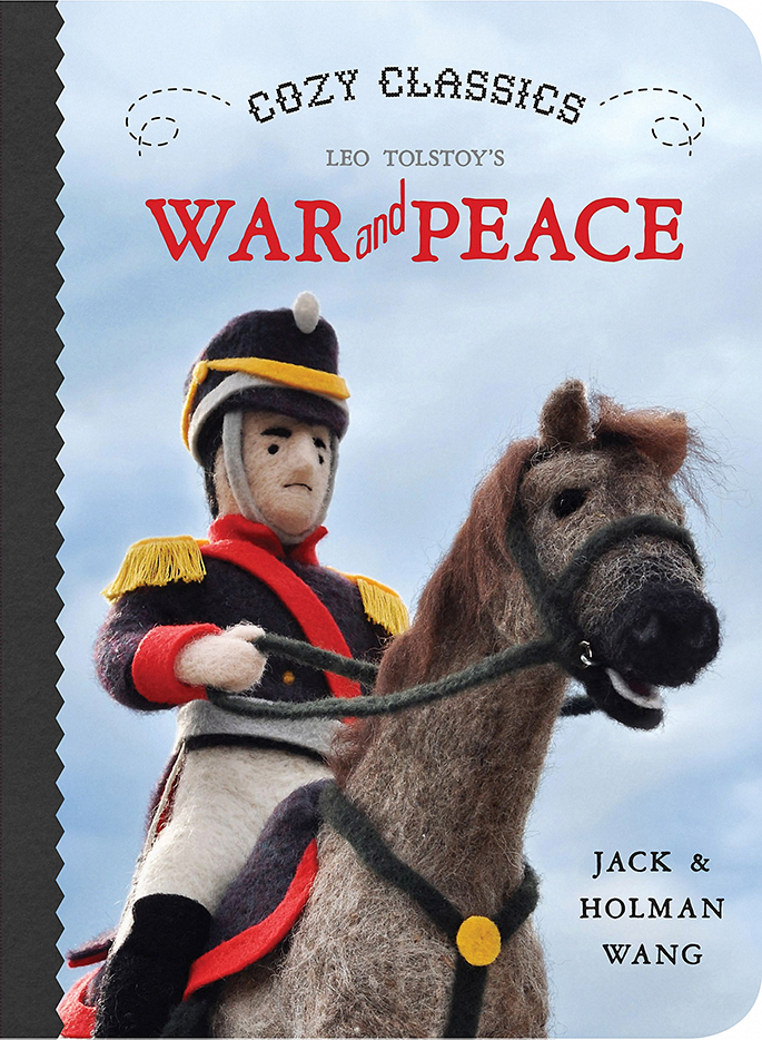 Cozy Classics - War and Peace - Tolstoy
